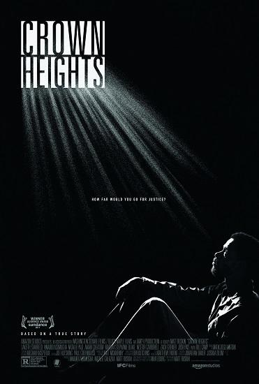 Краун-Хайтс / Crown Heights (Мэтт Раскин / Matt Ruskin) [2017, США, драма, WEB-DLRip] Sub Rus, Eng + Original Eng