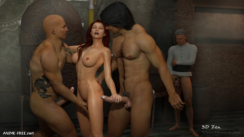 3DZen (Collection) - Сборник комиксов (Part 2) [3DCG] [Uncen] [ENG] Porn Comics