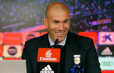 """Зидан: """"Когда Роналду играет хорошо, то и """"Мадрид"""" тоже"""""""