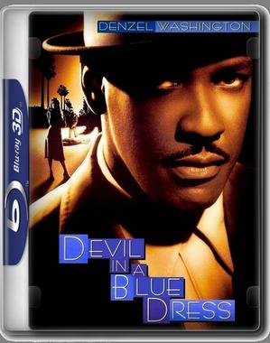 ������ � ������� ������ / Devil in a Blue Dress (1995) BDRip 720p