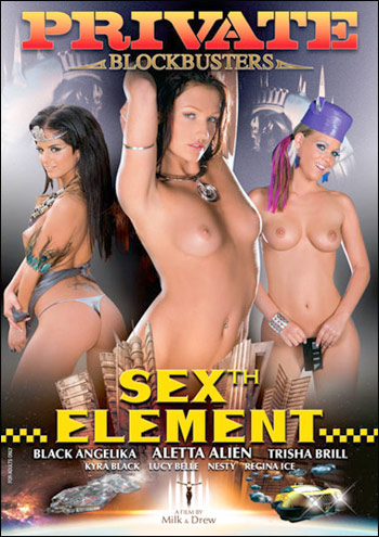 Шестой элемент / Private Blockbusters 3: SEXth Element (2008) DVDRip | Rus