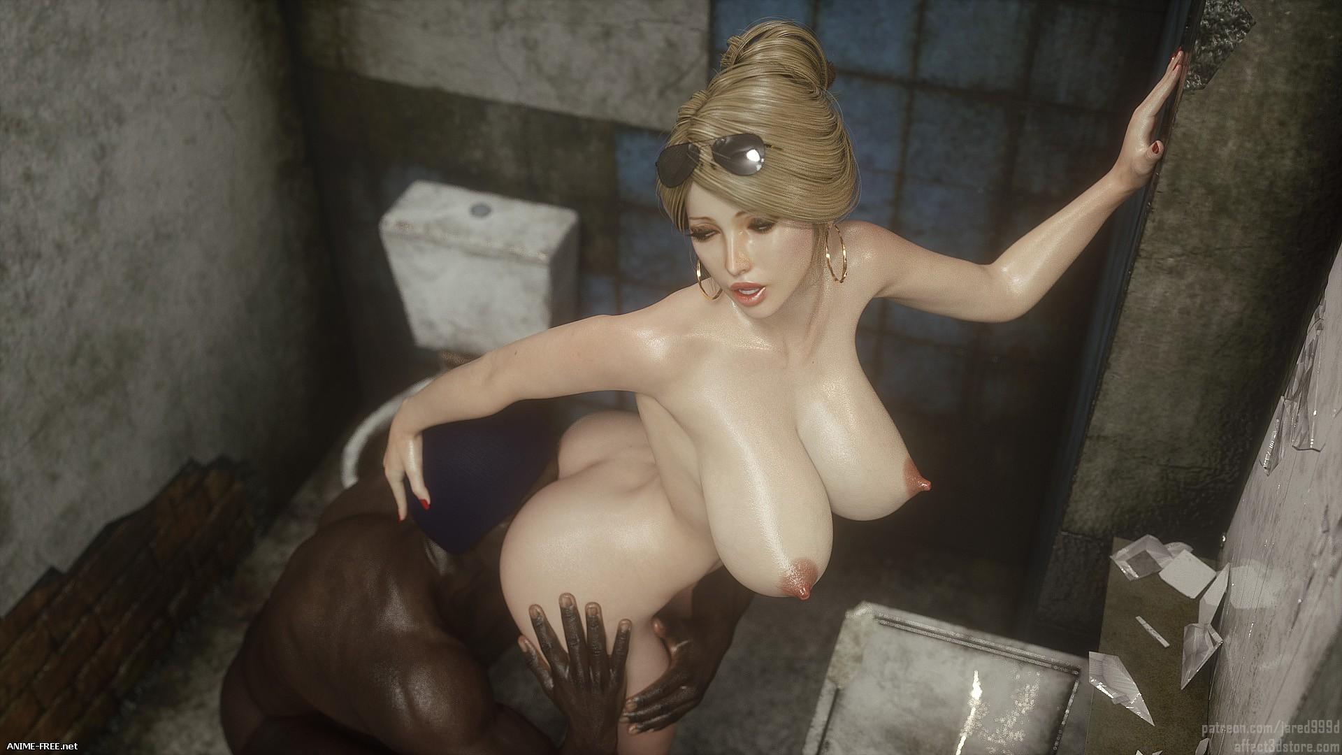 Wild Suzi's Uncontrollable Lust [Uncen] [ENG] Porn Comics