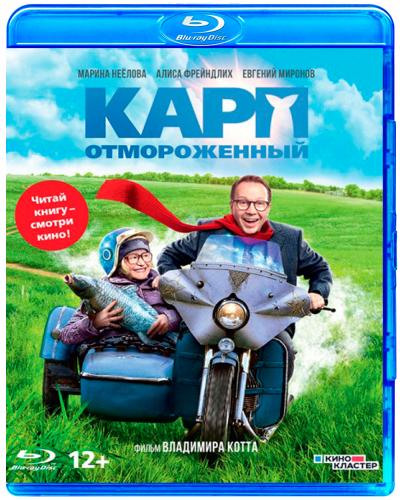 Карп отмороженный (Владимир Котт) [2017, комедия, драма, BDRip]