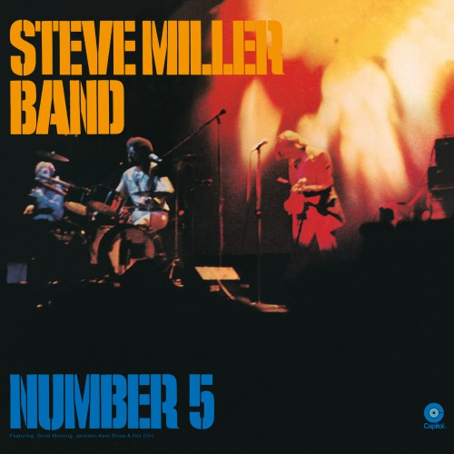 [TR24][OF] Steve Miller Band - Number 5 - 1970 / 2018 (Rock, Blues-Rock)