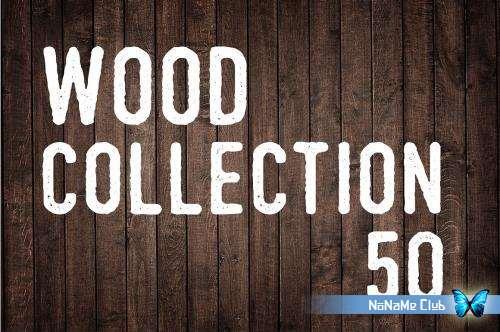 Текстуры - The Wood Collection I [JPG]