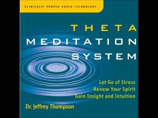 Dr. Jeffrey Thompson - Theta Meditation System (2001) 2CD [FLAC|Lossless] <New Age, Meditative, Relax>