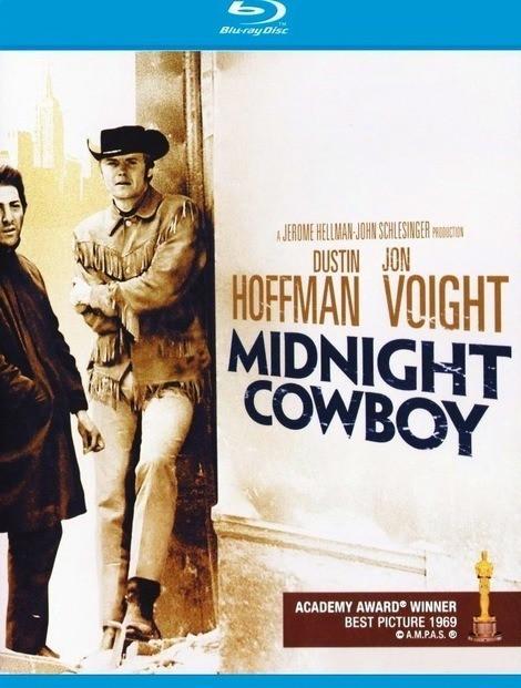 Полуночный ковбой / Midnight Cowboy (1969) BDRip [H.265/1080p-LQ] [10-bit]