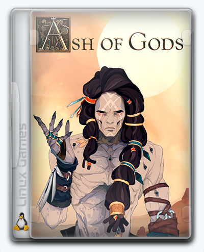 (Linux) Ash of Gods: Redemption (2018) [Ru/Multi] (1.3.15) License GOG [Digital Deluxe]