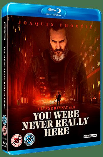 Тебя никогда здесь не было / You Were Never Really Here  (2017) BDRemux [H.264/1080p] [EN]