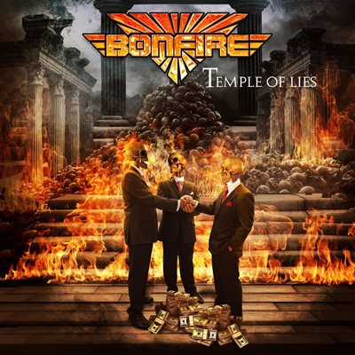 Bonfire - Temple Of Lies [Limited Edition] (2018) FLAC