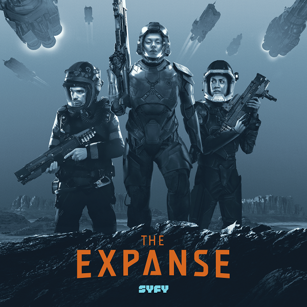 Пространство / The Expanse [S03] (2018) WEB-DL 1080p | LostFilm
