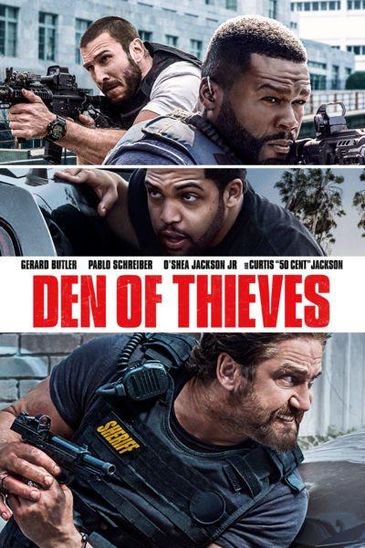 Охота на воров / Den of Thieves (2018) WEB-DL [720p] ATV