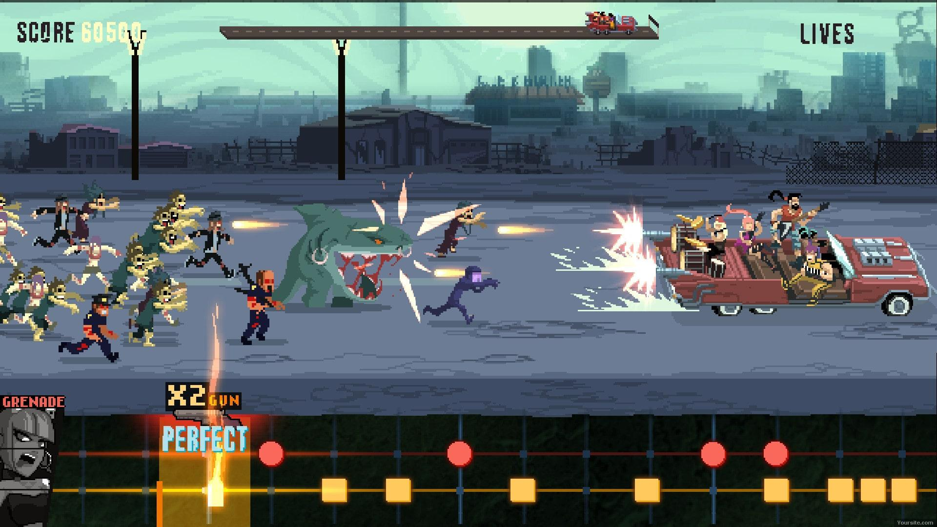 Double Kick Heroes [v0.022.6687 | Early Access] (2018) PC | Лицензия