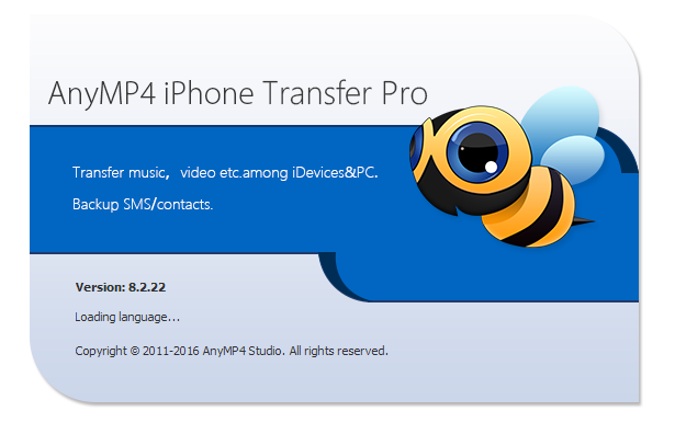 AnyMP4 iPhone Transfer Pro 8.2.70