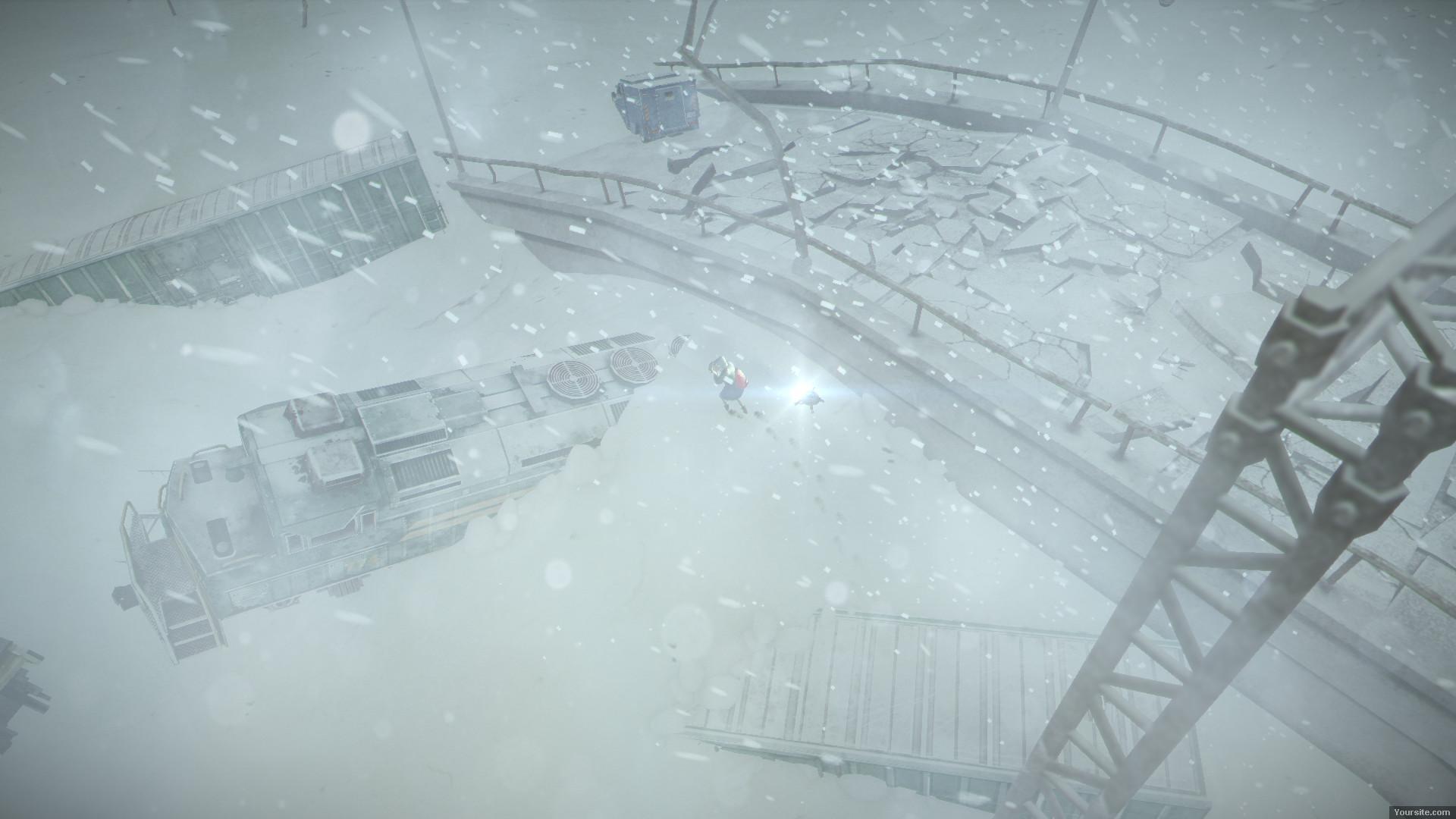 Impact Winter [v 3.2] (2017) PC