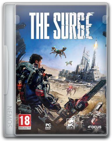 The Surge (2017) [Ru/Multi] (1.0.40559/dlc) Repack =nemos= [Complete Edition]