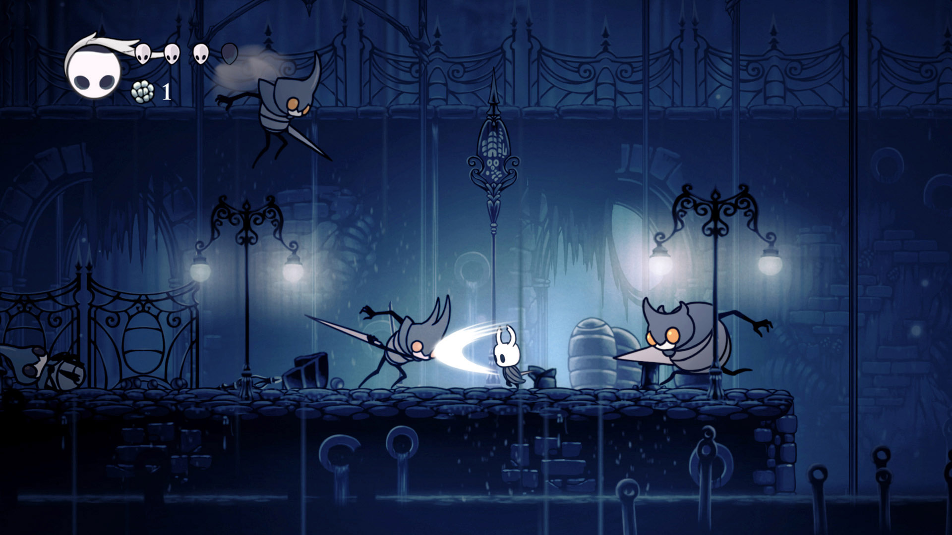 Hollow Knight (2017/PC/Русский), RePack от R.G. Catalyst