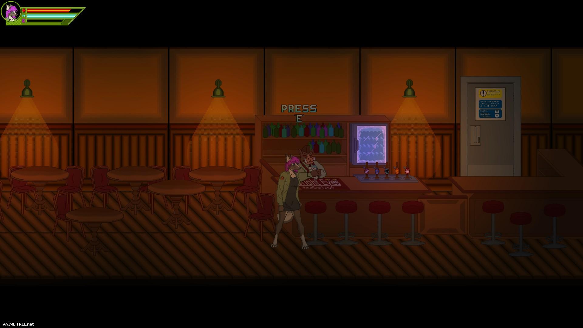Predation [2017] [Uncen] [2D, Action] [ENG] H-Game