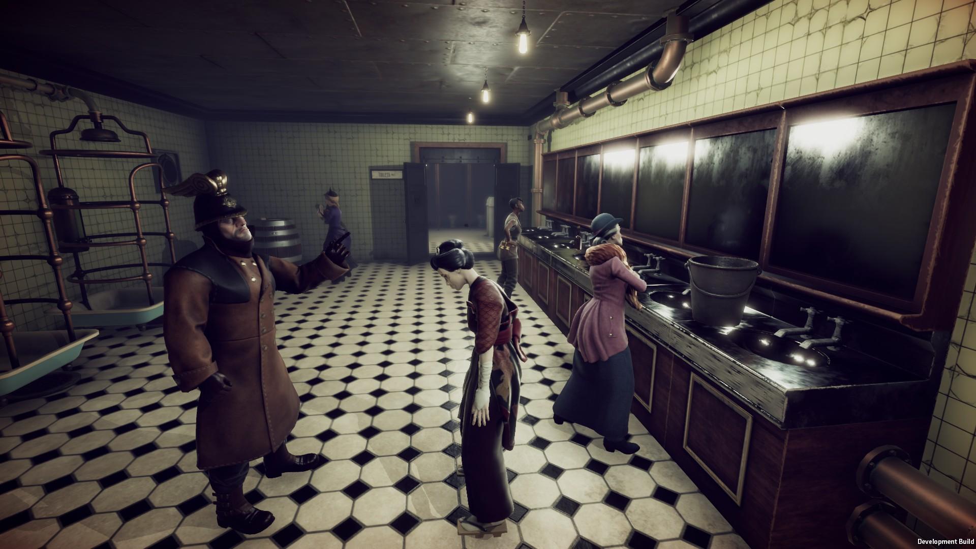 Murderous Pursuits (2018/PC/Русский), Лицензия
