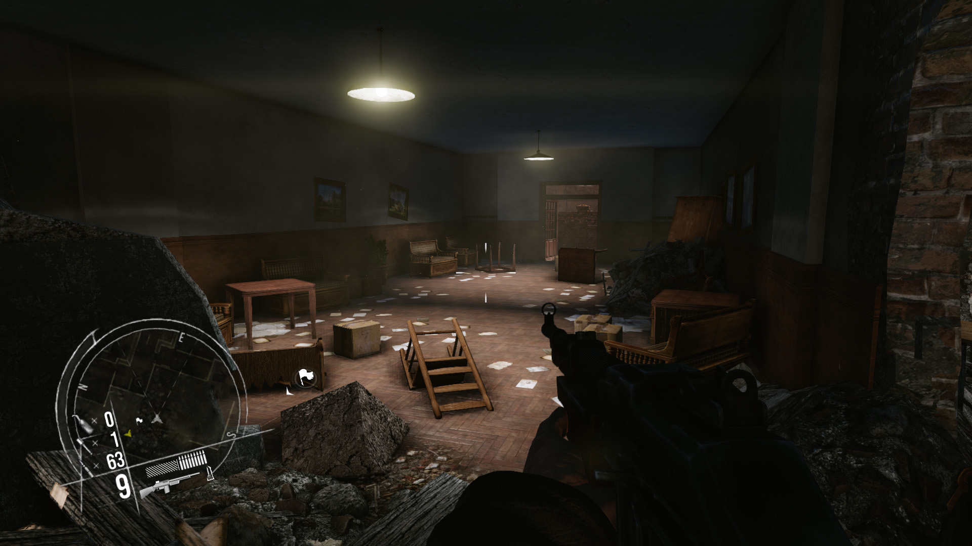 Enemy Front [Update 4] (2014/PC/Русский), Rip by SeregA-Lus
