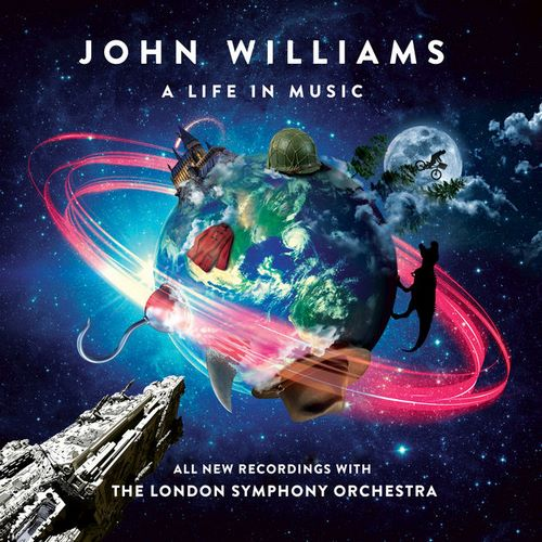 London Symphony Orchestra & Gavin Greenaway - John Williams: A Life In Music (2018)