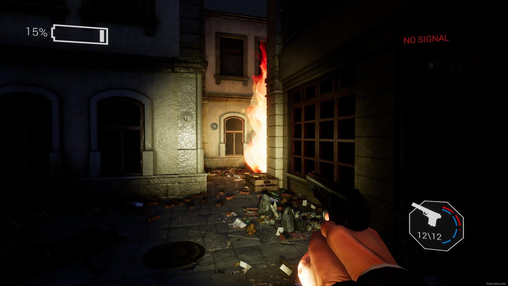 The Last DeadEnd [1.1] (2018/PC/Русский), Лицензия