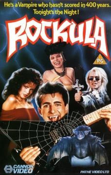 Рокула / Rockula (1989) BDRip 1080p