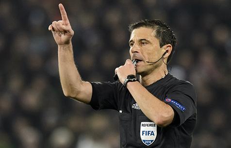Милорад Мажич обслужит финал Лиги Чемпионов
