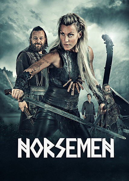 Северяне / Norsemen / Vikingane [S02] (2017) HDTVRip 720p | ColdFilm | 4.82 GB