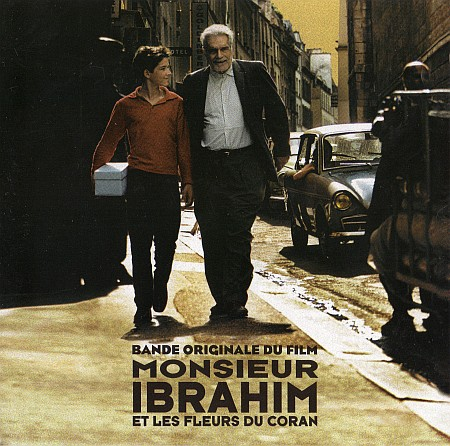 (Soundtrack) Мсье Ибрагим и цветы Корана / Monsieur Ibrahim et les fleurs du Coran (Various) - 2003, FLAC (tracks+.cue), lossless