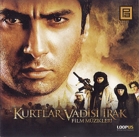 (Score) Долина волков: Ирак / Kurtlar Vadisi: Irak / Valley Of The Wolves: Iraq (by Gökhan Kırdar) - 2006, FLAC (tracks+.cue), lossless