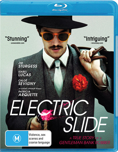 Джентльмен грабитель / Electric Slide (Тристан Паттерсон / Tristan Patterson) Dub + Original Eng