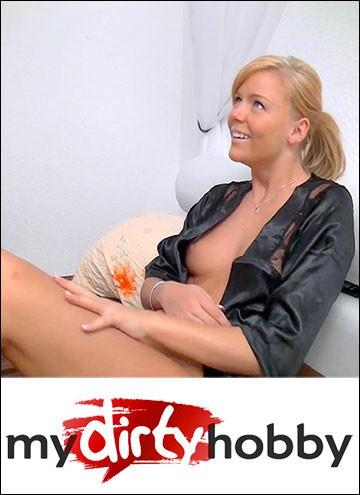 Bibixxx - HEFTIG, G-Punkt Anal gefickt bis zum Squirt!!! (2012) CAMRip |