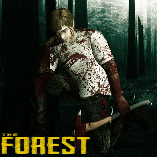 The Forest [v 1.08] (2018) PC | RePack