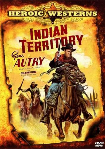 Индейская территория / Indian Territory (Джон Инглиш / John English) VO (Алексей Alassea Крюков) + Sub Rus (Свен Железнов) + Original Eng