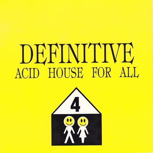 (Acid House) [WEB] VA - Acid House For All - 1994, FLAC (tracks), lossless
