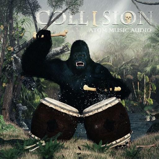 Atom Music Audio - Collision (2018) [MP3|320 Kbps] <Soundtrack, Instrumental, Epic Orchestral>