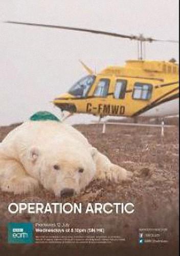 BBC: Арктика. Как живут за Полярным кругом / Operation Arctic (2016) HDTVRip [H.264/1080p-LQ] (Серии 1-2 из 2) [PR]