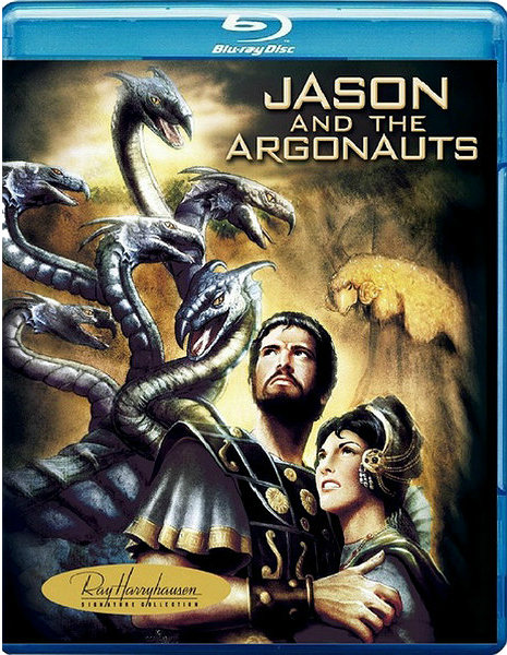 Ясон и аргонавты (Язон и аргонавты) / Jason and the Argonauts (1963) HDRip-AVC от ExKinoRay | P, P2
