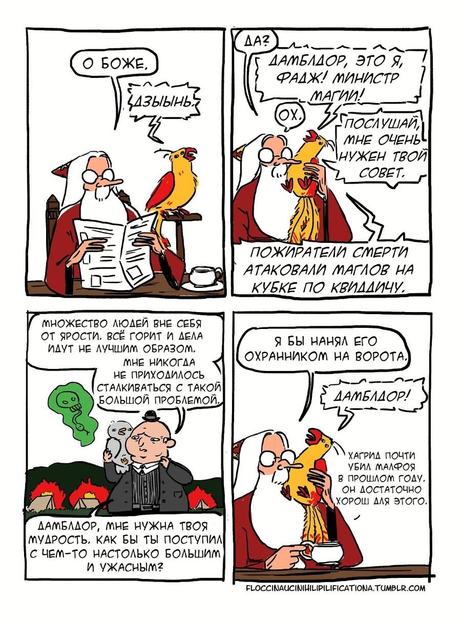 Совет Дамблдора