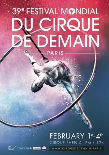 """39-й фестиваль """"Цирк завтрашнего дня"""" / 39ème festival mondial du Cirque de Demain [2017, Цирк, WEB-DL]"""