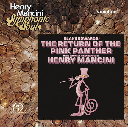 Henry Mancini - The Return of the Pink Panther & Symphonic Soul (2017) 1975 [DTS 4.0 CD-Audio|44.1/16|image+.cue|SACD] <Easy Listening>