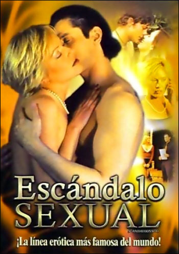 Скандальный секс / Scandalous Sex (2004) DVDRip | Rus