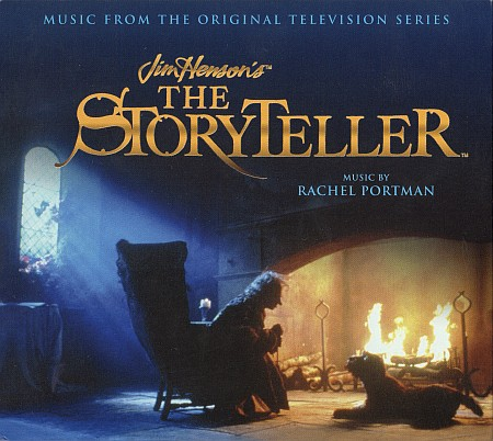 (Score) Сказочник Джима Хенсона / Jim Henson's The storyteller (by Rachel Portman) - 2018 (1987), FLAC (tracks+.cue), lossless [3 CD box set]