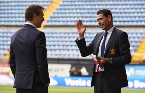 "Йерро претендует на пост наставника ""Мадрида"""