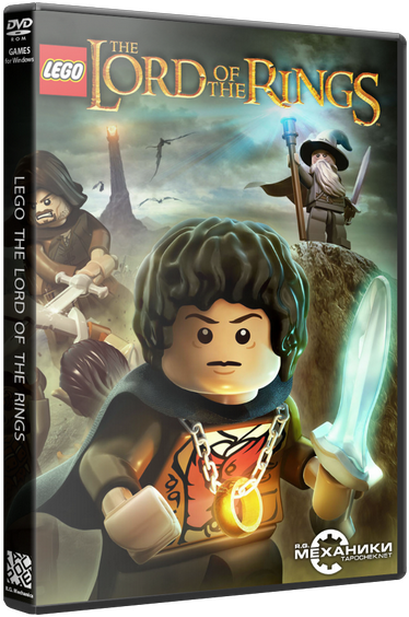 LEGO: The Lord Of The Rings (2012) PC | RePack