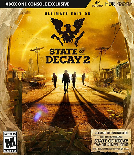 State of Decay 2 (2018) | Repack от R.G. Механики