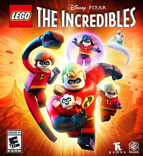 LEGO The Incredibles [1.0.0 + 1 DLC] (2018) PC | Repack от R.G. Механики