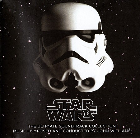 (Score) Звездные войны: коллекция саундреков / Star Wars: The Ultimate Soundtrack Collection (by John Williams) [10 CD + 1 DVD Box set] - 2016, FLAC (tracks+.cue), lossless