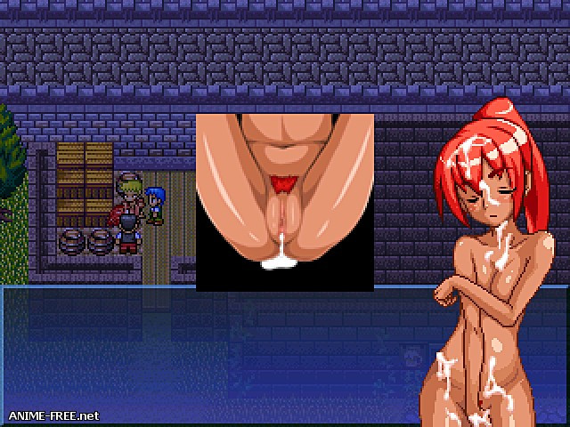 Violated Heroine [2018] [Uncen] [Action, ADV, jRPG] [ENG,JAP] H-Game
